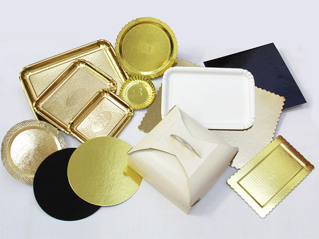 piatti vassoi confezioni per pasticceria