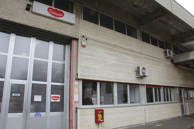 Delicius magazzino a Bologna