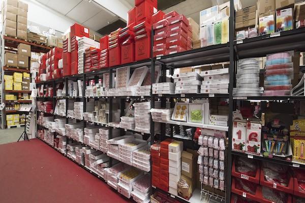 articoli e attrezzature per pasticceria e gelateria ingrosso a Bologna