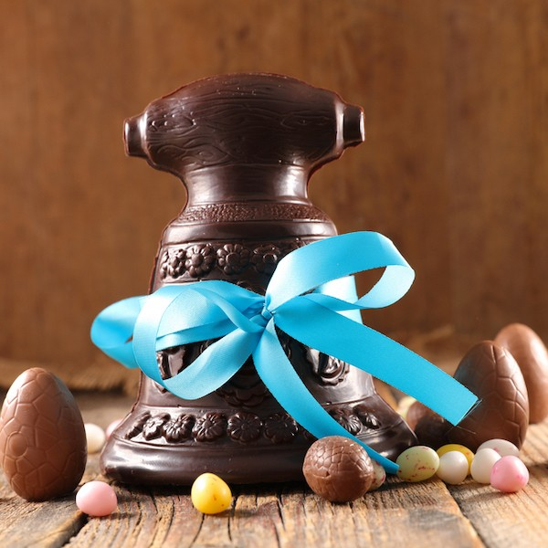 Campana di cioccolata