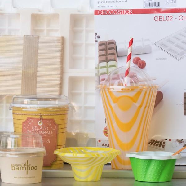 prodotti per gelateria