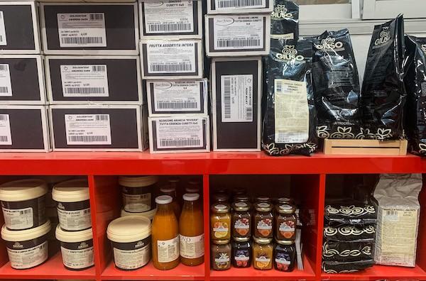 fornitura di semilavorati e preparati per gelaterie e pasticcerie