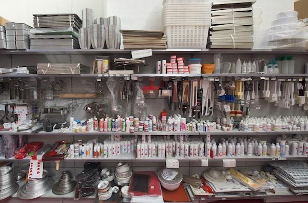 articoli attrezzature e utensili per pasticceria e gelateria